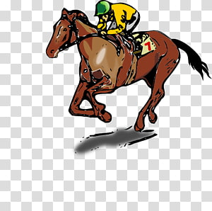 Kentucky Derby transparent background PNG cliparts free.