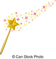 490 Magic Wand free clipart.
