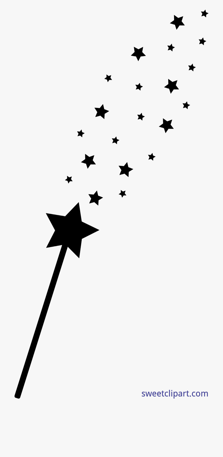Magic Wand Clipart Free, Cliparts & Cartoons.