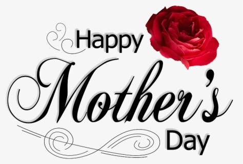 Free Happy Mothers Day Clip Art with No Background.