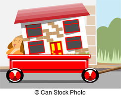Moving house Illustrations and Clipart. 4,873 Moving house royalty.