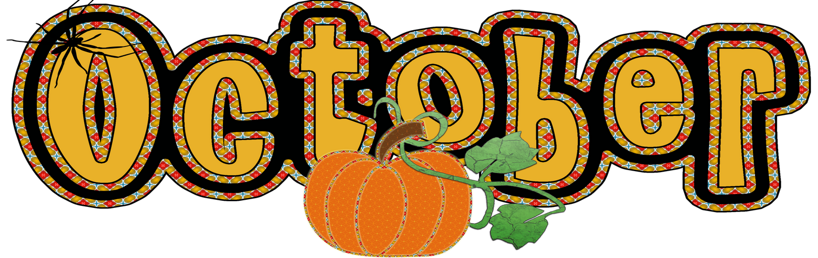 October clip art clipart images gallery for free download.