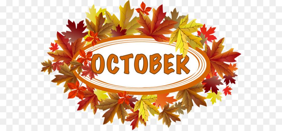 October Free Content Website Clip Art Octo Cliparts Png Download.