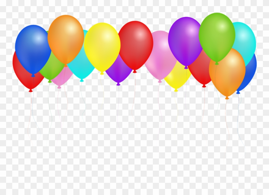Years Free Clipart Balloons 4 Of.