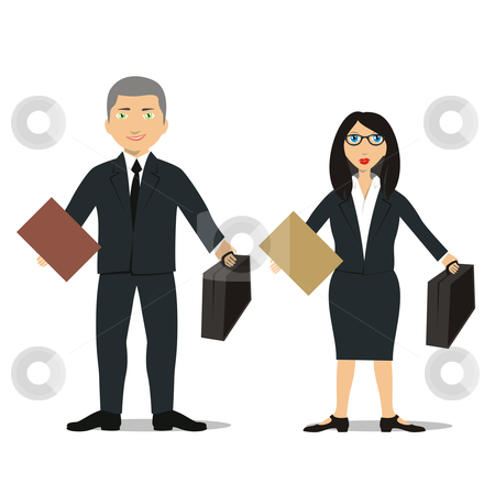 Business People Clipart.