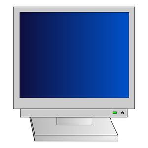 2412 free clipart computer screen.