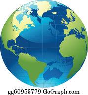 Globe Clip Art.
