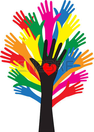 Free clipart helping hands 8 » Clipart Station.
