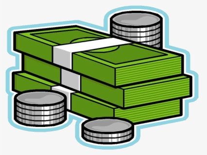 Free Free Money Clip Art with No Background.