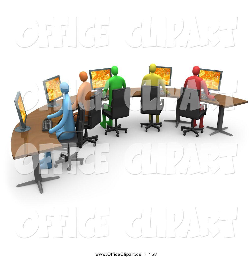 Office Desk Clip Art Free.