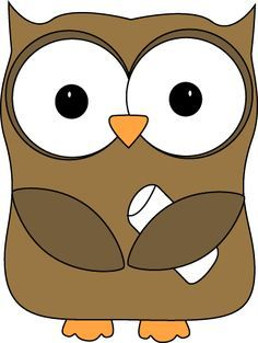 Teacher Owl Clip Art.