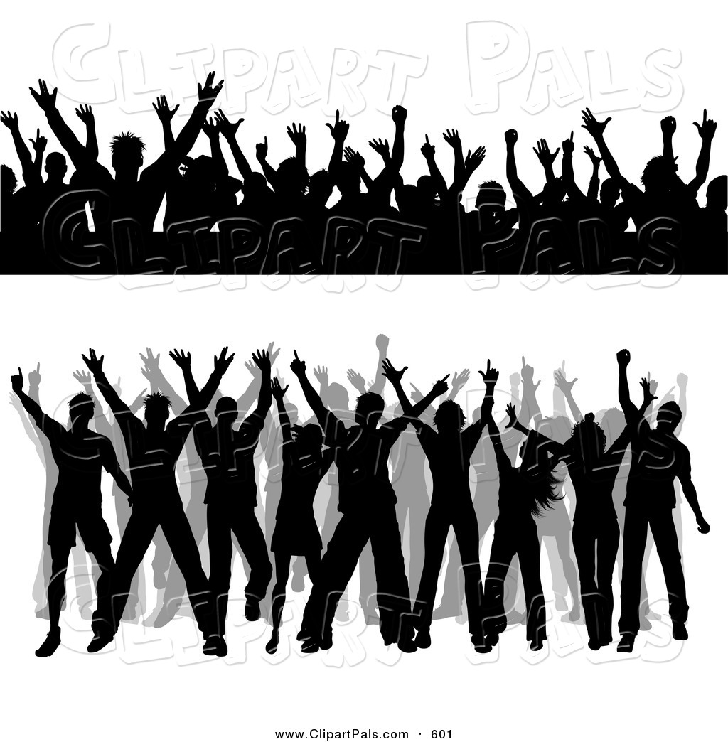 Free Clipart People Dancing.