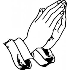 Free clipart praying hands 4 » Clipart Station.