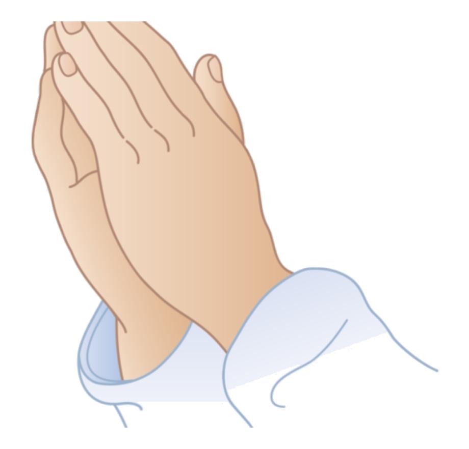 Praying Hands Free Clip Art Clipart Cartoon Transparent.