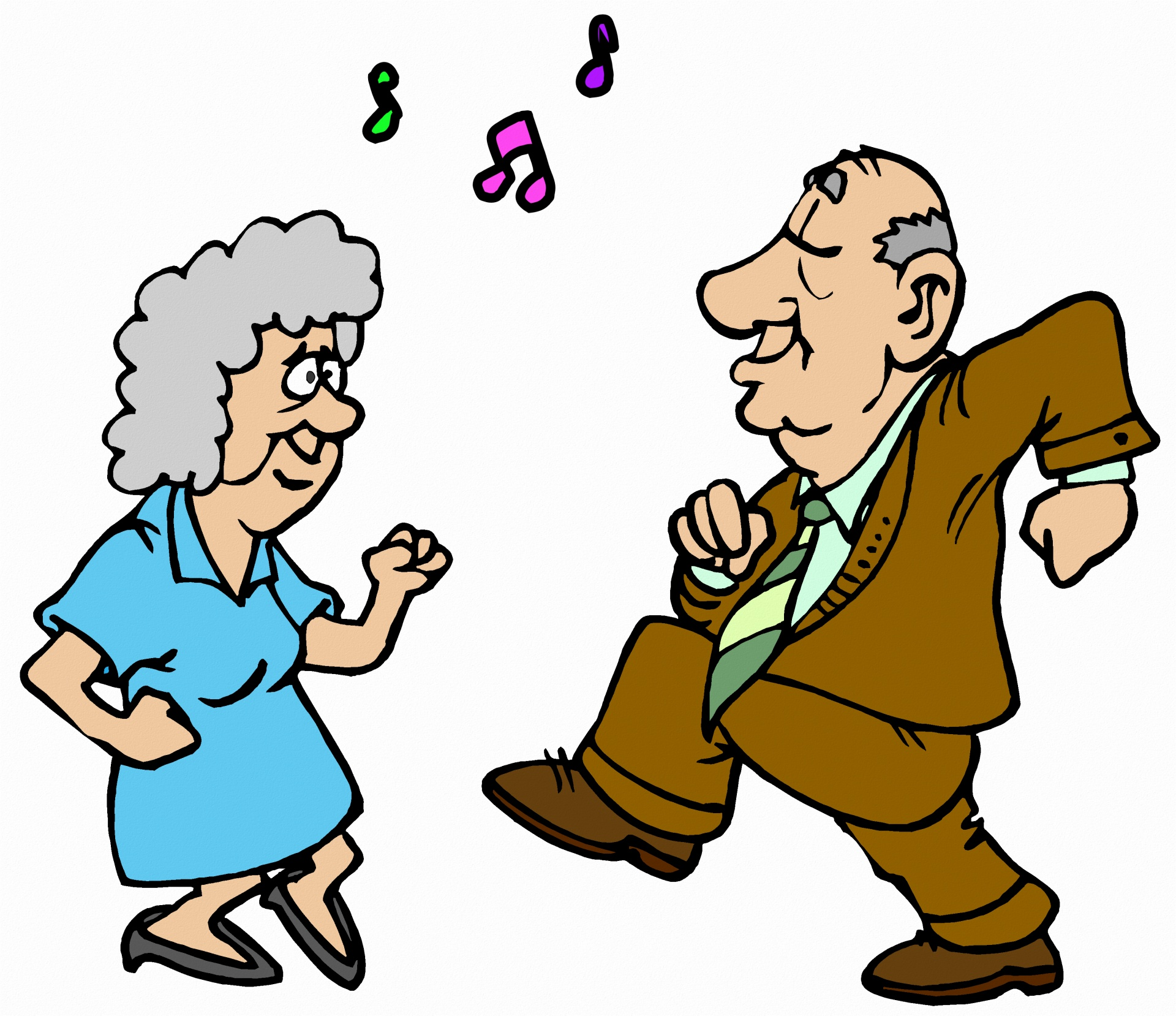 Free Elderly Dancing Cliparts, Download Free Clip Art, Free.
