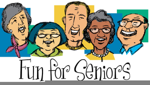 Free Senior Citizen Clipart.