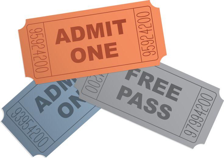 Free Ticket Cliparts, Download Free Clip Art, Free Clip Art.