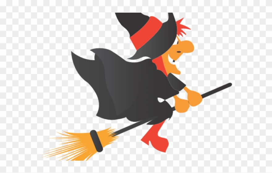 Free Clipart Witch.