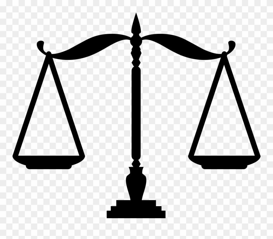 Measuring Scales Justice Royalty Free Clip Art Ⓒ.