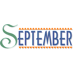Free September Clip Art Pictures.