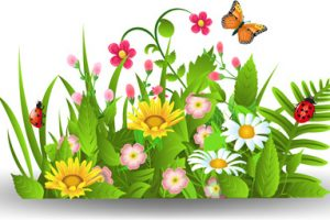 Free clipart spring flowers 4 » Clipart Station.