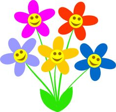 Free clipart for spring flowers » Clipart Station.