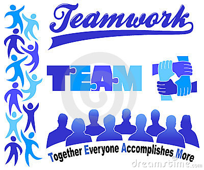 Images: Free Teamwork Clipart Images.