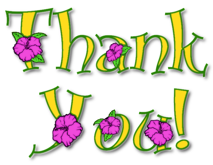 Thank You Clip Art Free & Thank You Clip Art Clip Art Images.