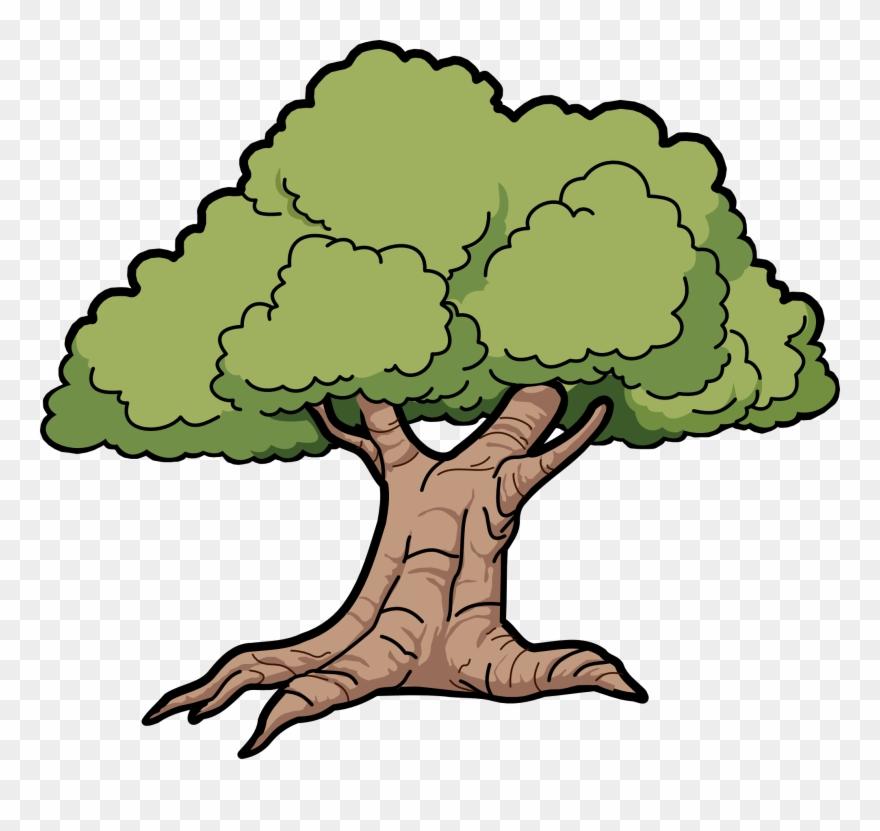 Free To Use Public Domain Trees Clip Art.