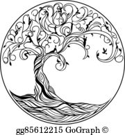 Tree Of Life Clip Art.