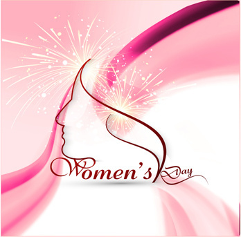International women day clip art Free vector in Encapsulated.