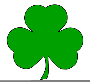 Ireland Outline Free Clipart.