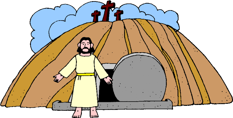 Pin Jesus Resurrection Clipart.