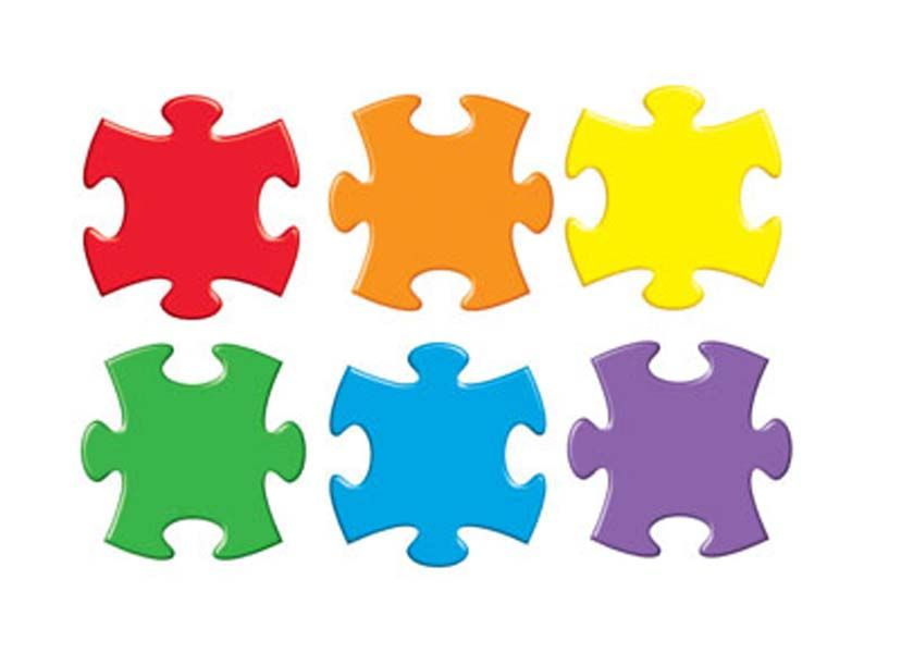 Gallery for free powerpoint clip art puzzle pieces.