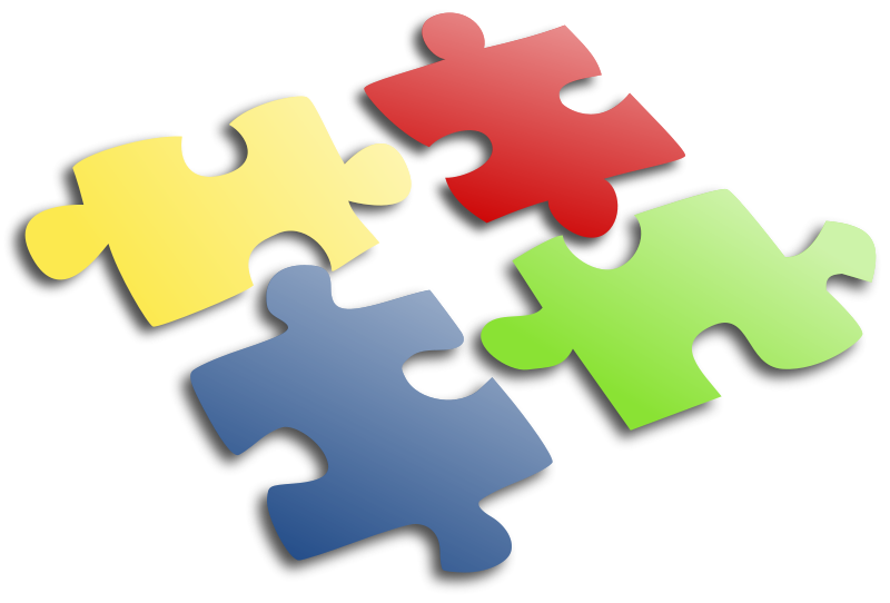 Free Clipart: Jigsaw Puzzle.