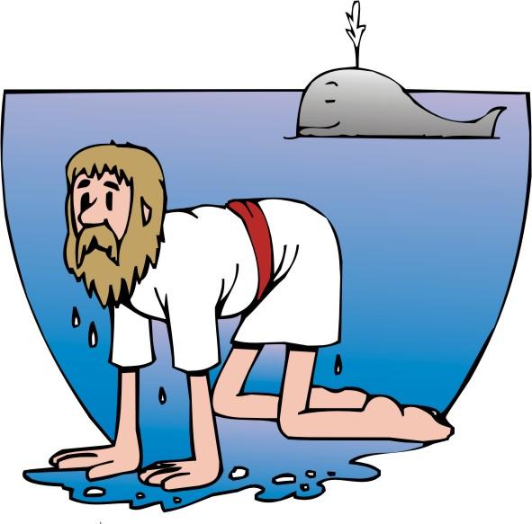 Jonah And The Whale Clip Art Free N16 free image.