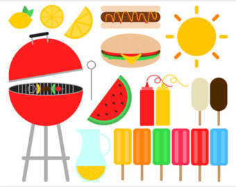 Bbq barbeque clip art free image.
