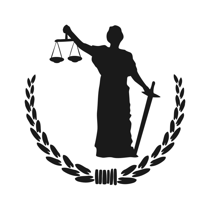 Free Clipart: Goddess of Justice.