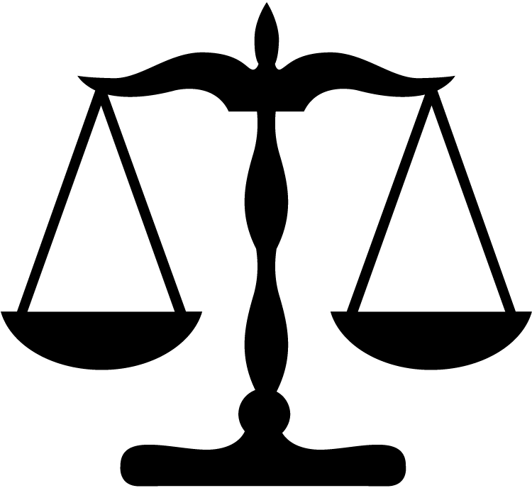 Symbol Lawyer Justice Clip art.