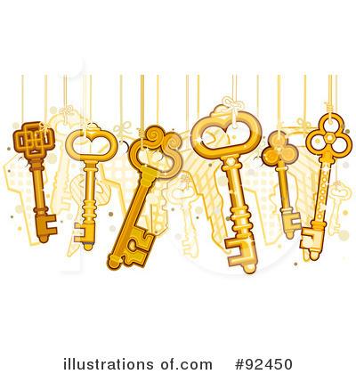 102+ Keys Clipart.