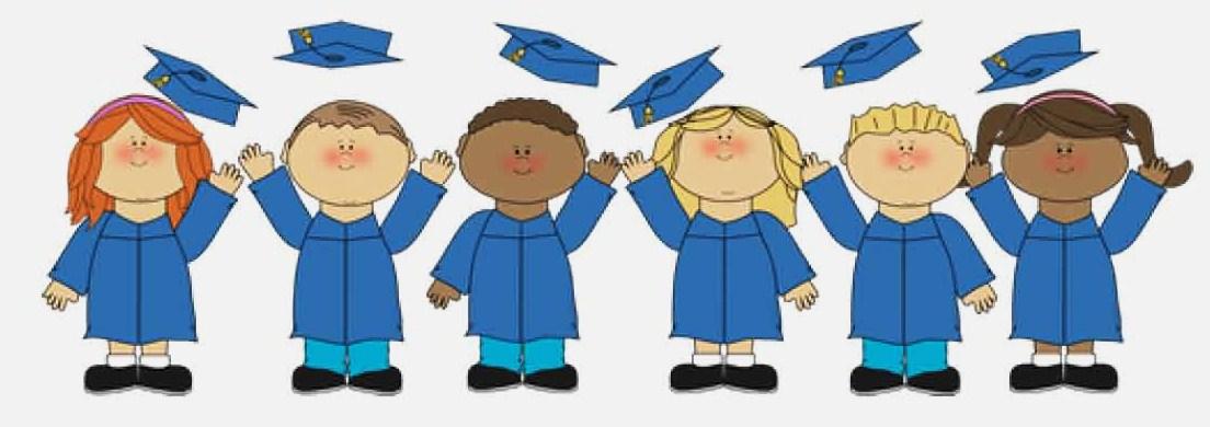 5751 Graduation free clipart.