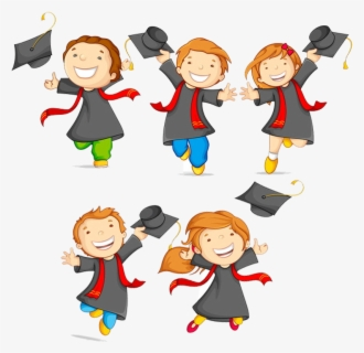 Free Preschool Graduation Clip Art with No Background.