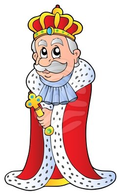 12920 King free clipart.