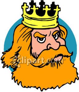 King Clip Art.