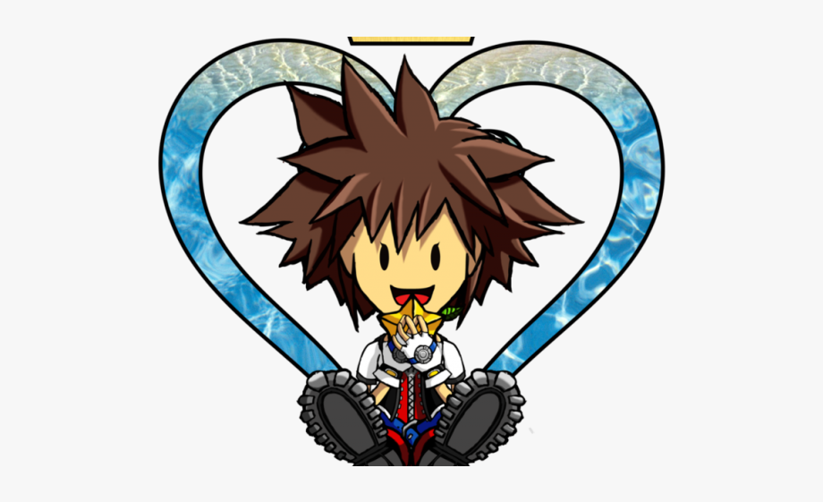 Kingdom Hearts Clipart Free Clip Art Stock Illustrations.