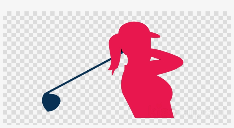 Download Free png Ladies Golf Clipart Clip Art Women Golf.