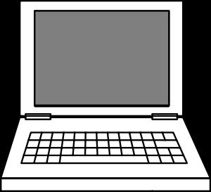 Laptop Clipart Pictures.