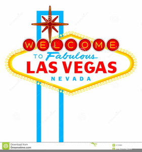 Welcome To Fabulous Las Vegas Clipart.