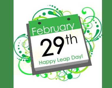 Leap Year Free Clipart.