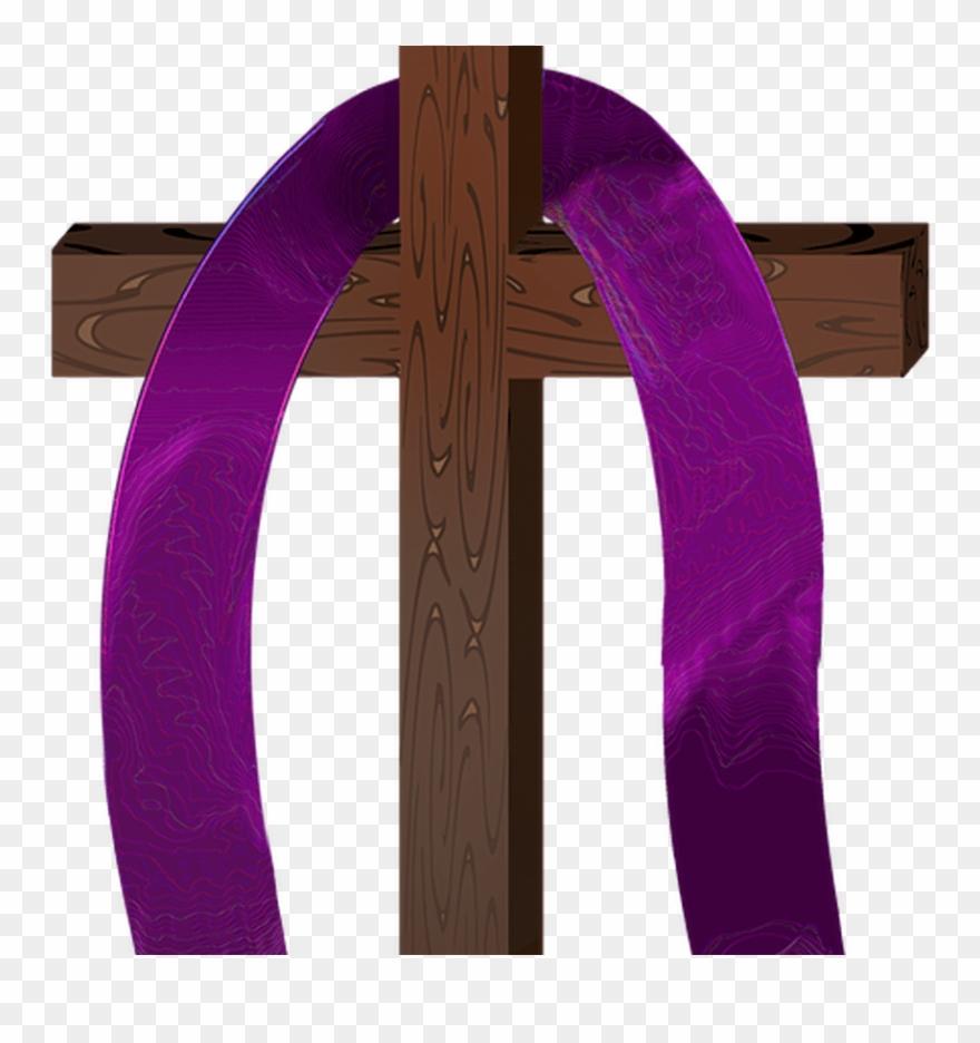 Lent Clipart Cross Free Image On Pixabay.